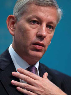 GB examines Asia's business psyche and the state of business talent the world over with McKinsey global head Dominic Barton