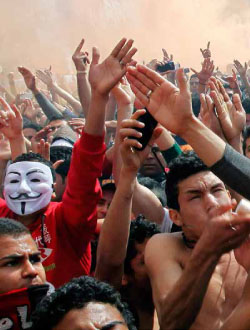 What Role for the World Cup in the Arab Spring?