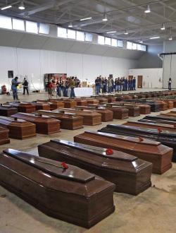 Le drame de Lampedusa
