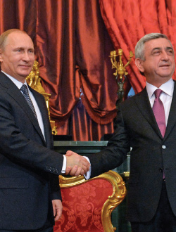 Whither Armenia and the Eurasian Customs Union?