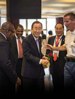 """For Africa, the new Sustainable Development Goals (SDGs)…"